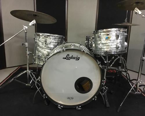 Ludwig Vintage 2 (Copy)