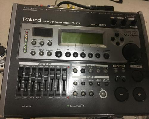 Roland TD20 1 (Copy)