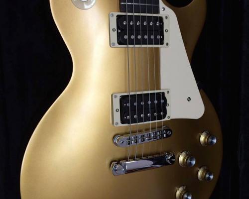 Gibson Les Paul Goldtop Studio (2)