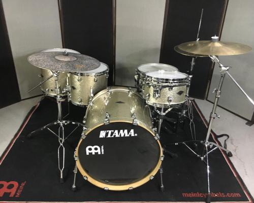 Tama Starclassic Performer BB Silver 1 (Copy)