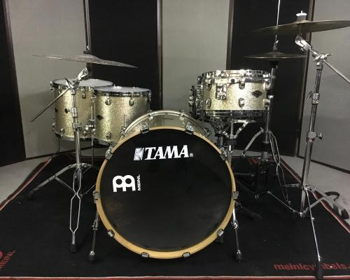 Tama Starclassic Performer BB Silver 2 (Copy)