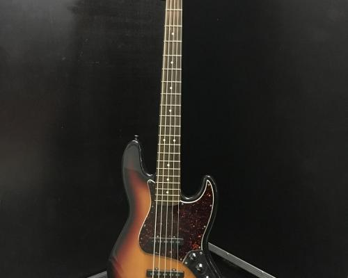 Fender Jazz Bass 5 Sunburst (Copy)