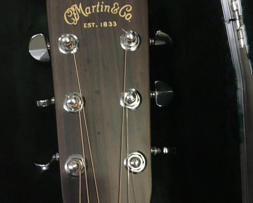 Martin D28 head (Copy)