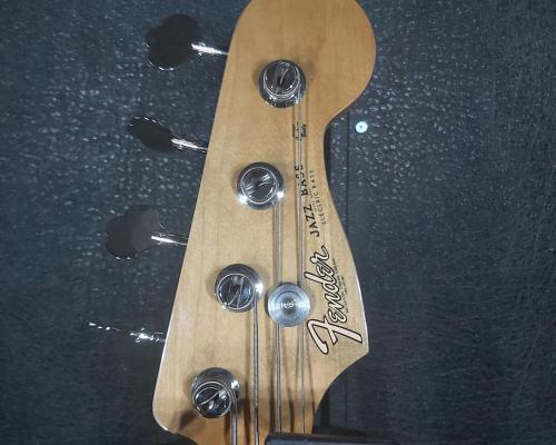 Fender Jazz Bass 60 Vintera 3 (Copy)