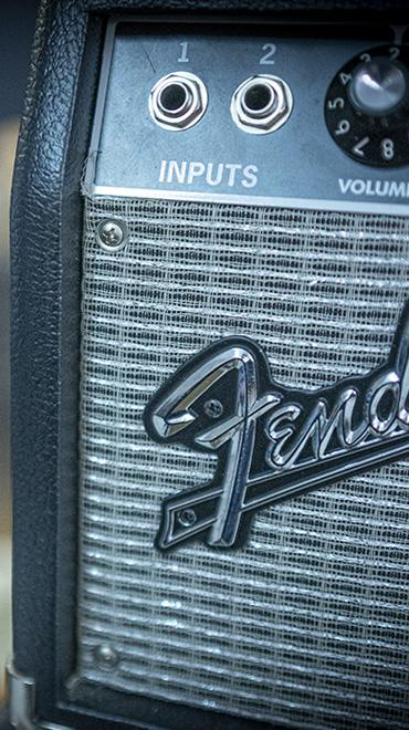 Guitar Amps and Cabs