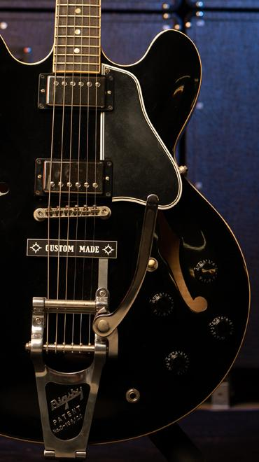 Electric Hollow Body Guitars